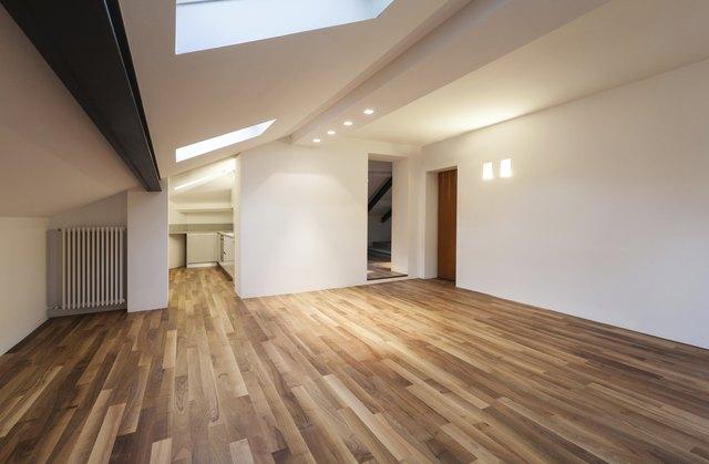 Interior nice loft