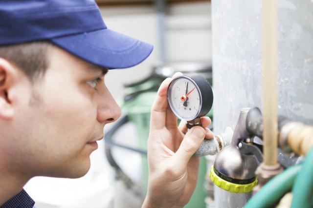 Pressure gauge