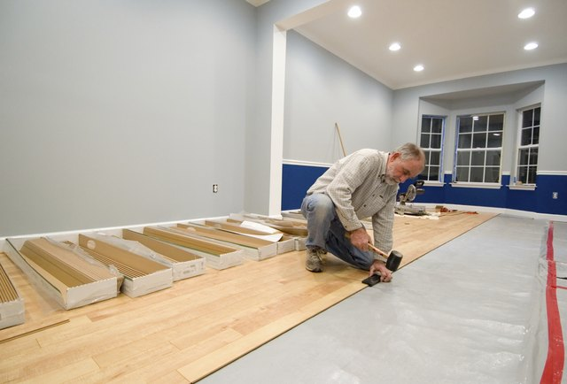 What Is The Best Laminate Flooring Hunker
