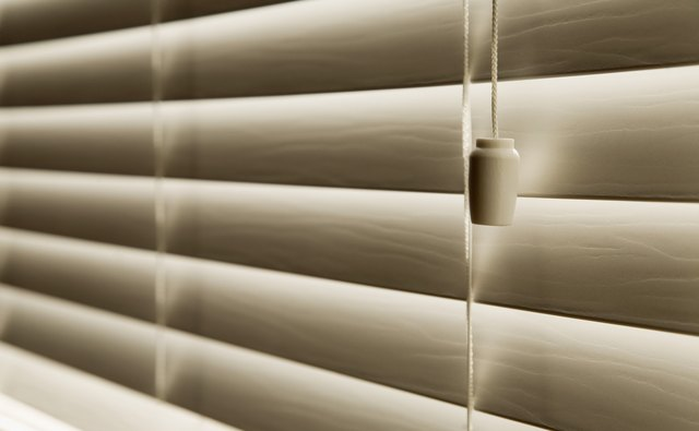 Is It Better To Have Your Blinds Turned Up Or Down Hunker