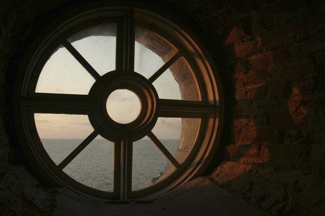 How to Make a Round Window Frame | Hunker