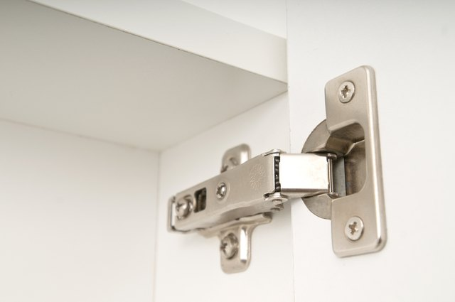How To Install Ikea European Pax Door Hinges Hunker