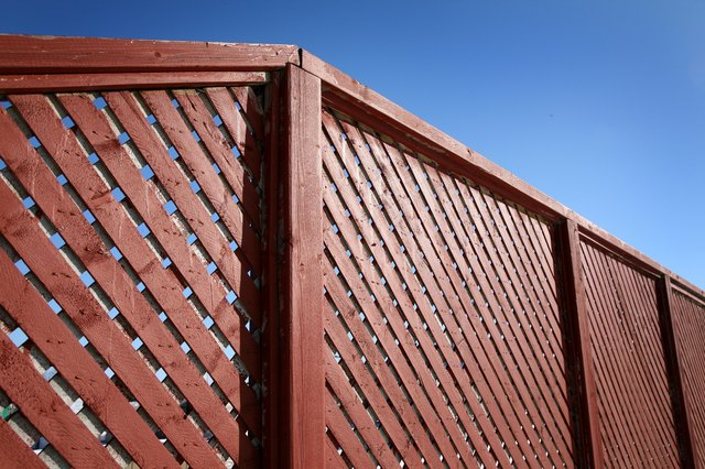 Creative Privacy Fence Ideas | Hunker