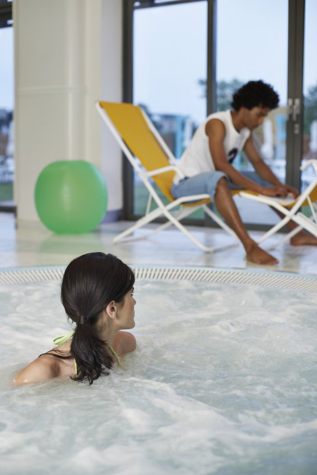 Can You Get Molluscum From a Hot Tub? | Hunker