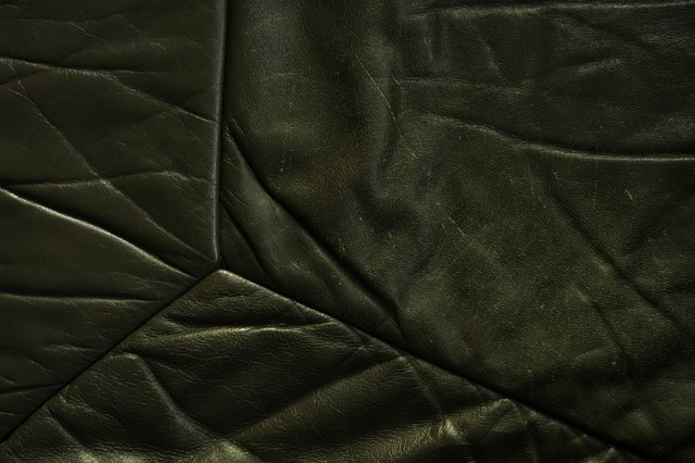 How To Fix Cracks In A Faux Leather Couch Hunker