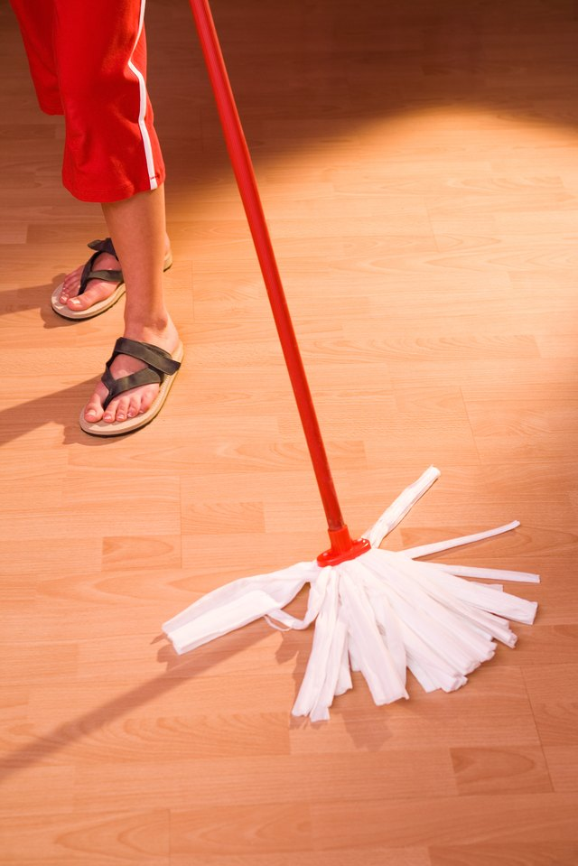 How to Get Snow Salt Off Hardwood Floors | Hunker
