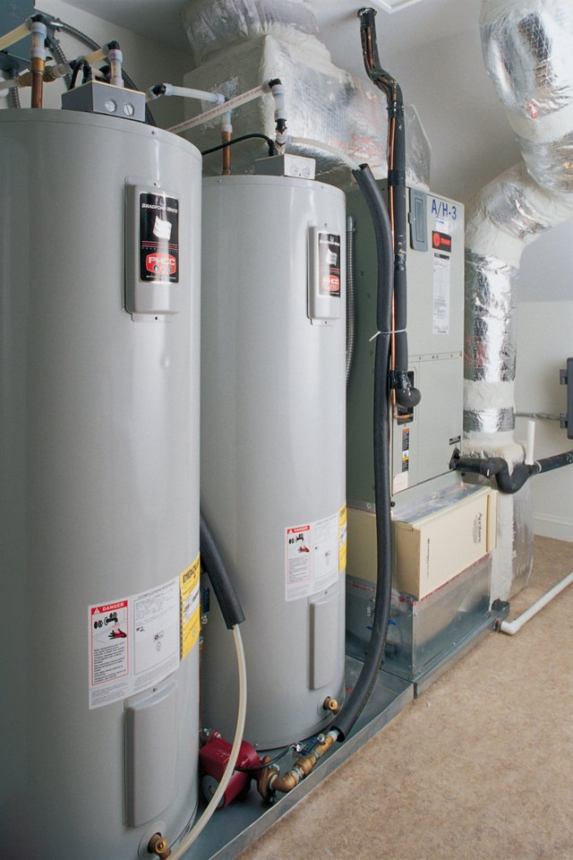 Water heaters and furnace