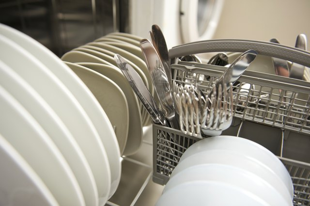 Dishwasher contents