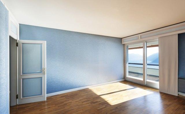 Interior classic apartment