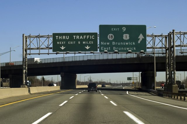 NJ Turnpike