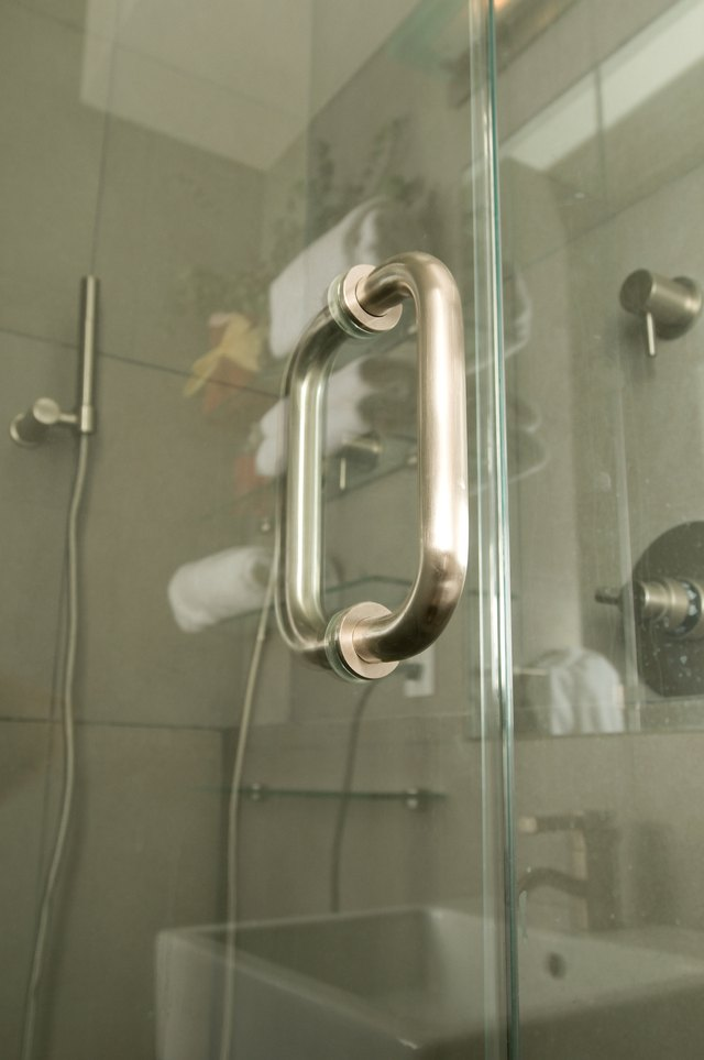 How to Change a Framed Shower Door to Frameless | Hunker