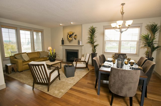 How To Separate Living Dining Room Layouts Hunker