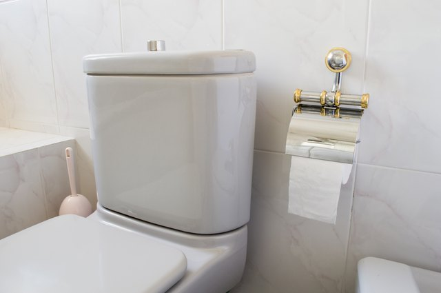 Why Do Plumbers Say Pour Rock Salt Down Your Toilet? | Hunker