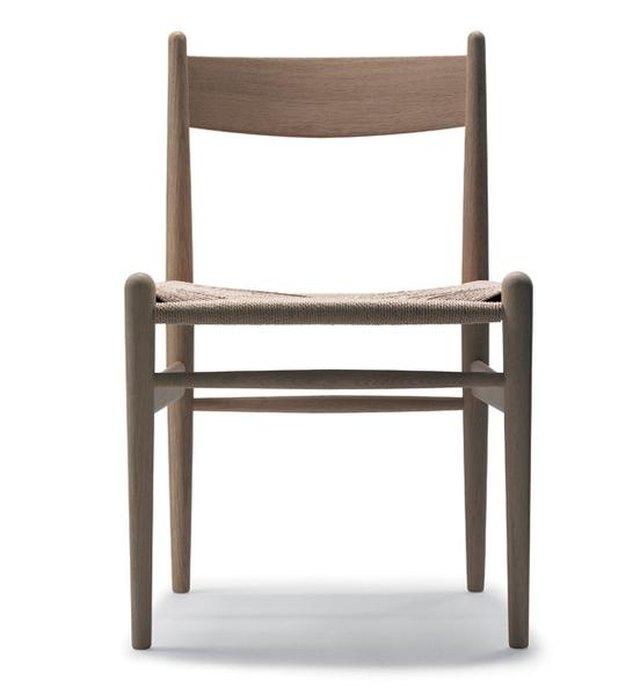 wegner woven chair