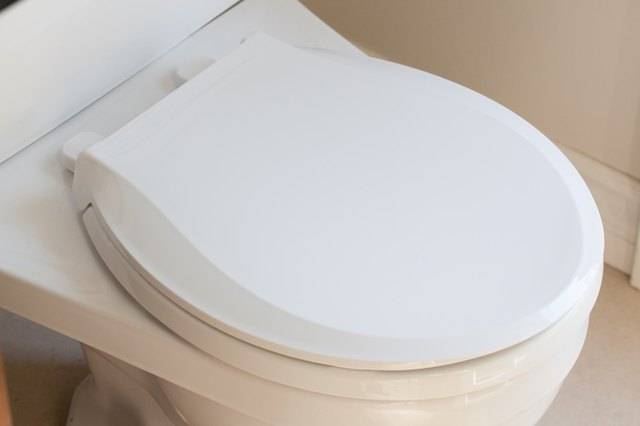How To Measure For A Toilet Seat Hunker