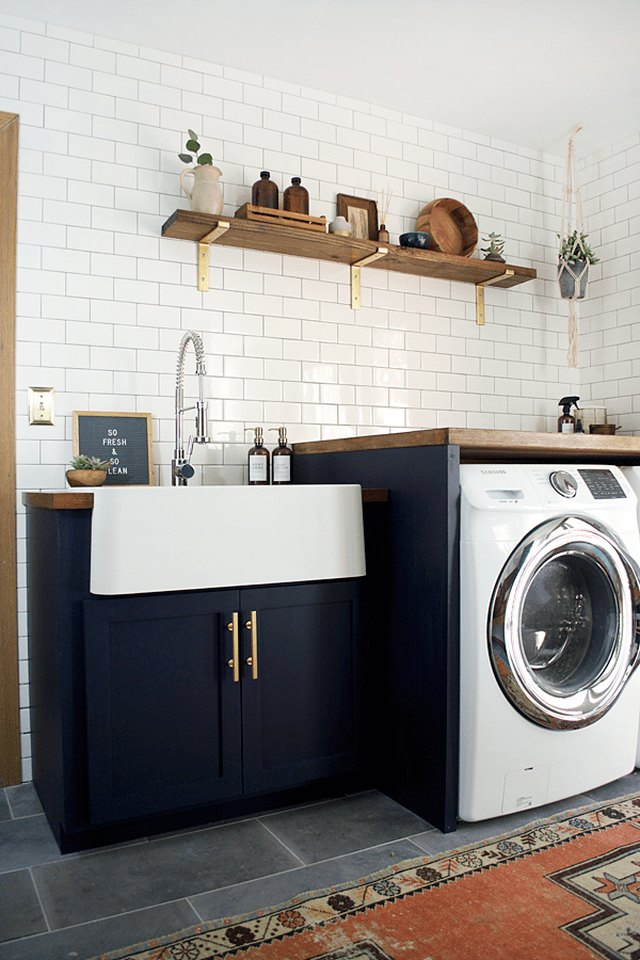 These laundry room hacks and design ideas will totally nix laundry day dread