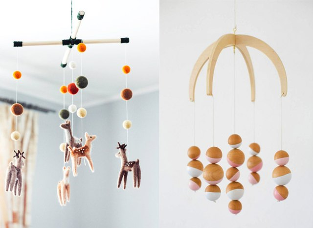 these baby mobiles will make your nursery next level hunker