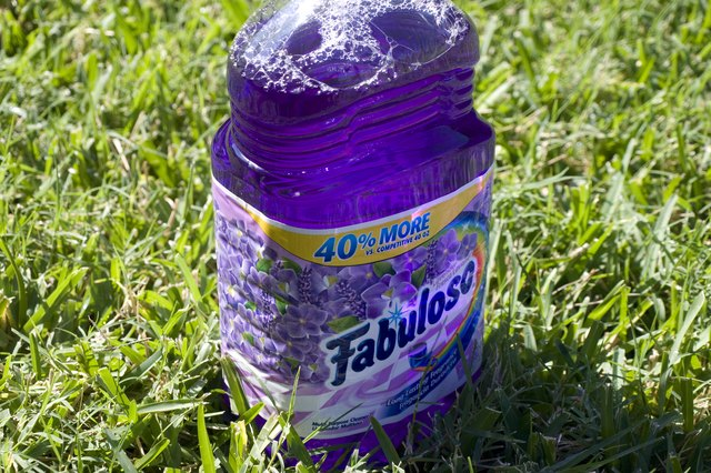 How To Use Fabuloso Cleaner Hunker