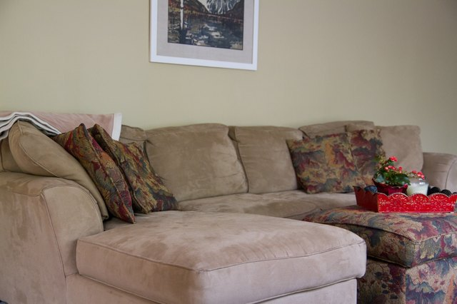 How To Care For A Microfiber Sofa Hunker