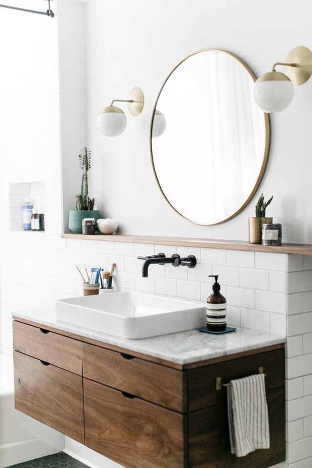 Sophie Carpenter bathroom