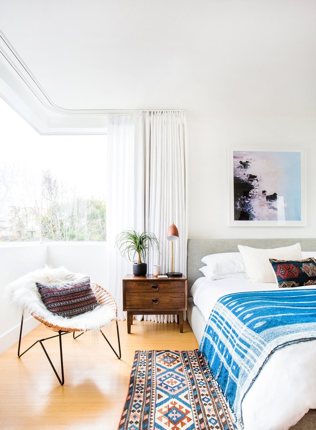 midcentury bedroom