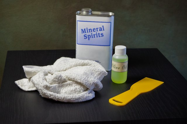 How To Remove Spray Paint From Wood Furniture Without