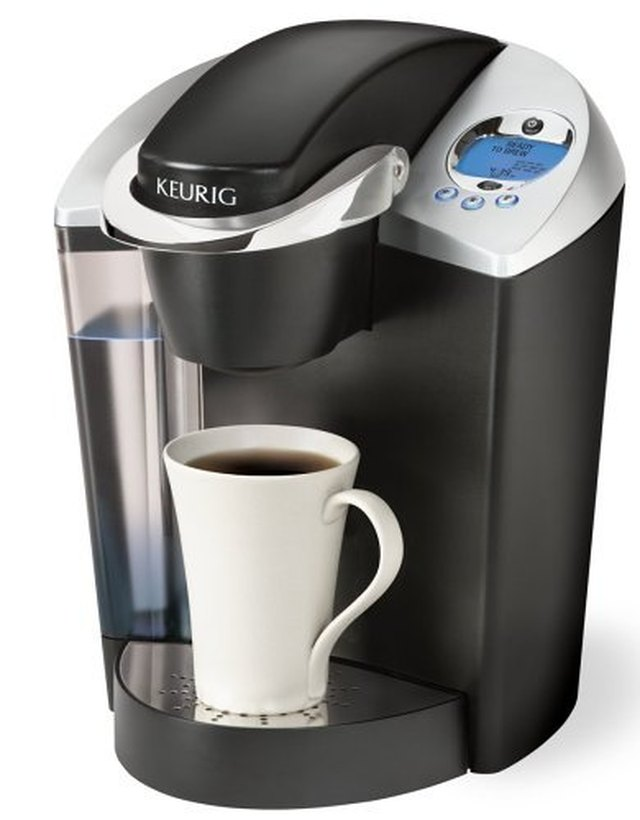 How To Drain Water Out Of The Keurig Coffee Pot