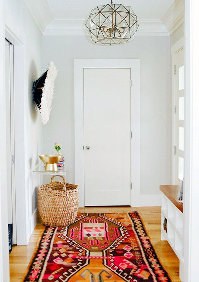 11 Decor Ideas To Make Narrow Hallways Look Bigger