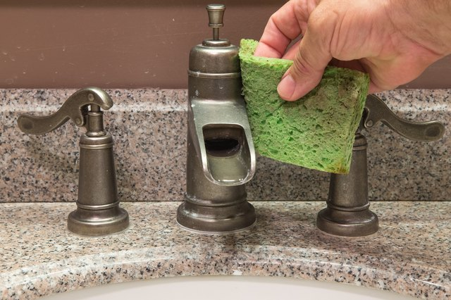 How to Clean Brushed Nickel Bathroom Fixtures | Hunker