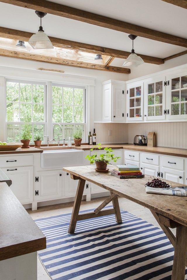 farmhouse kitchen - Farmhouse Kitchen Ideas