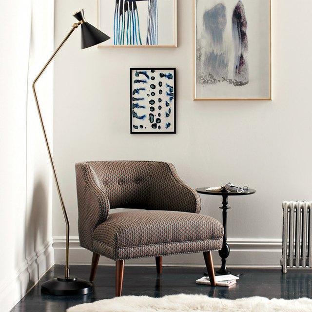 12 Floor Lamps That Will Brighten Up Your Living Room