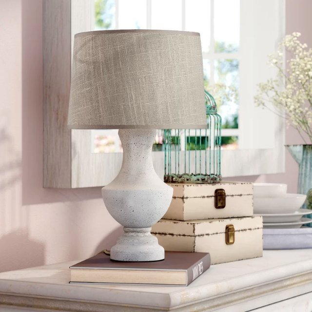 french country style lark manor garden urn table lamp