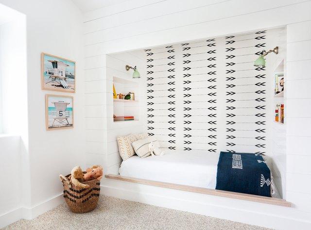 nautical kid's room
