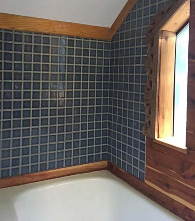 How to Tile a Bathroom | Hunker How To Tile A Bathroom on building a bathroom, bathroom a bathroom, renovate a bathroom, design a bathroom,