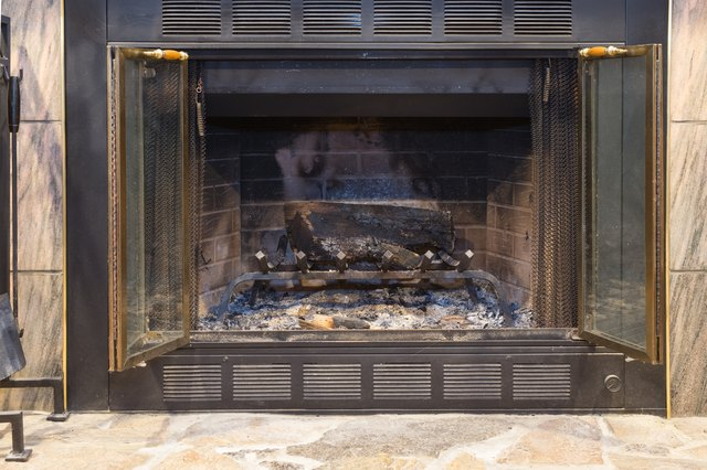 How to put out a fire in a fireplace hunker - Put out fire in fireplace ...
