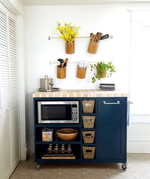 Inexpensive Ways to Decorate a Rental Kitchen