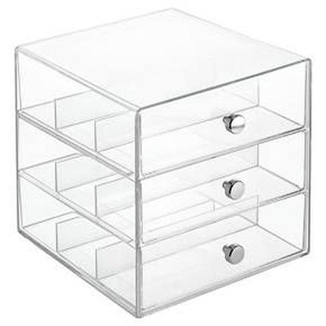 InterDesign Desktop Storage Unit