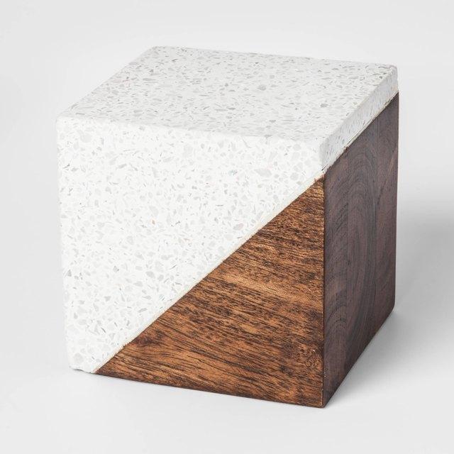 project 62 wood sculpture