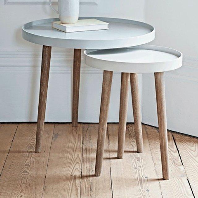 side table three legs