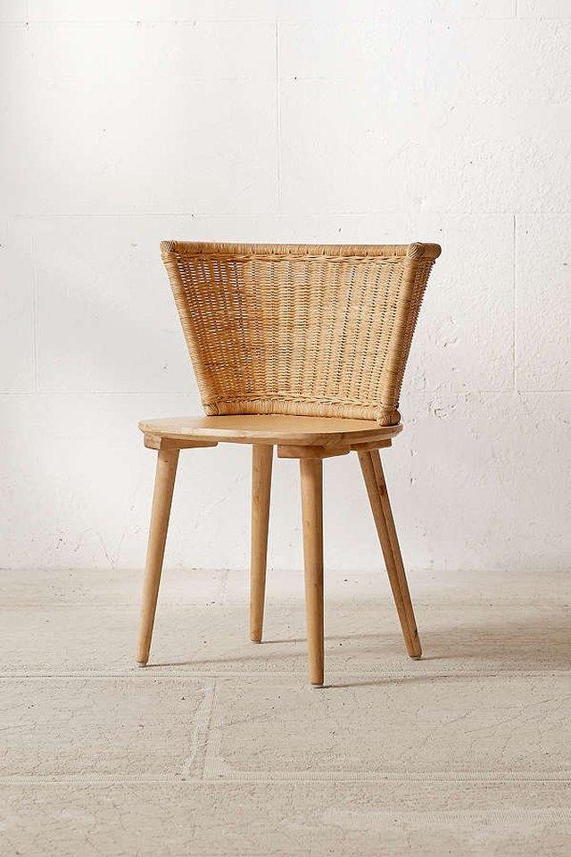 Jens Woven Windsor Chair