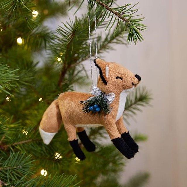 juniper foxx ornament