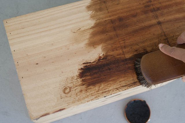 How To Make New Wood Look Old Hunker