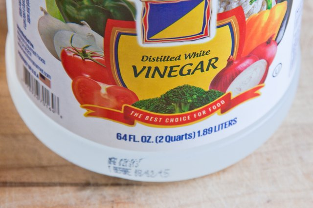 how to get rid of vinegar smell