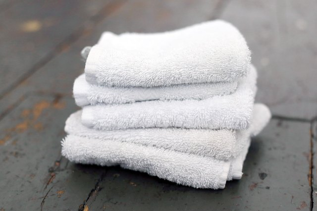 How to Get Towels White Like in Hotels | Hunker