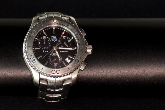 How to Check TAG Heuer Serial Numbers | Hunker