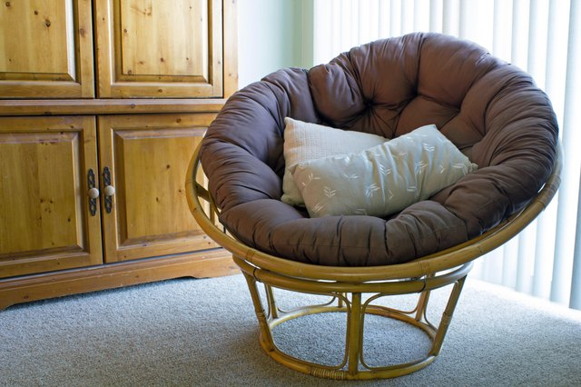 Using Just A Few Supplies, Your Papasan Cushion Will Be Clean And Ready For  You To Curl Up In In No Time.