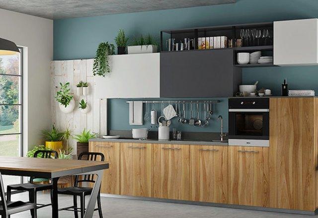 seamless cabinets