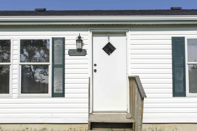 how to measure doors on a mobile home hunker