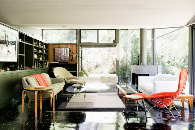 Cory Buckner's living room