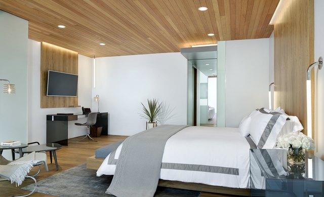 Mr. C Residence Bedroom